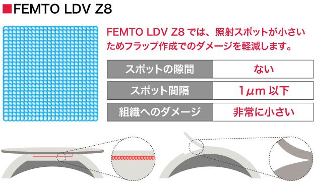 FEMTO LDV Z8